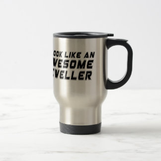 Look Like An Awesome jeweller 15 Oz Stainless Steel Travel Mug