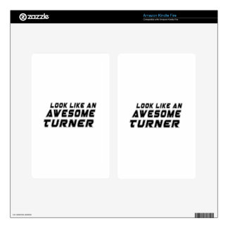Look Like An Awesome Turner Decals For Kindle Fire