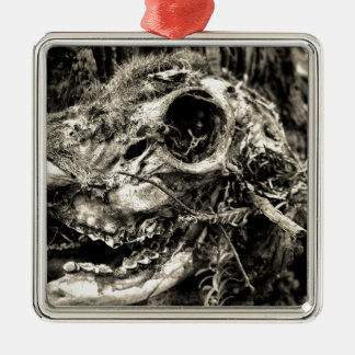 Look Ma Im all grown up Metal Ornament