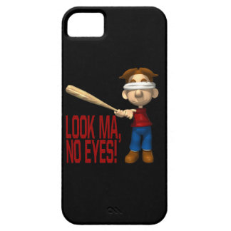 Look Ma No Eyes iPhone SE/5/5s Case