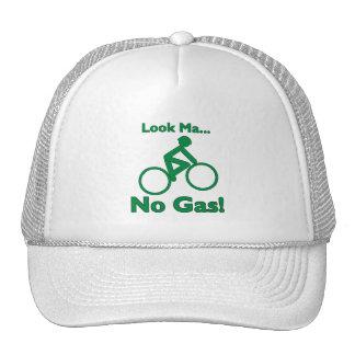 Look Ma, No Gas! Trucker Hat