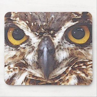 look mouse pad