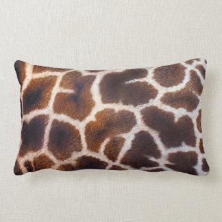 Look of Africa Giraffe Skin Effect Lumbar Pillow