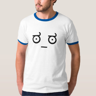 Look Of Disapproval ಠ_ಠ Internet Meme T Shirt