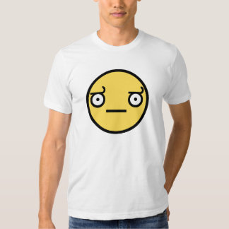 Look of Disapproval American Apparel T-Shirt