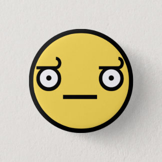 Look of Disapproval Button