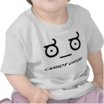 Look of Disapproval Cannot Unsee Tees