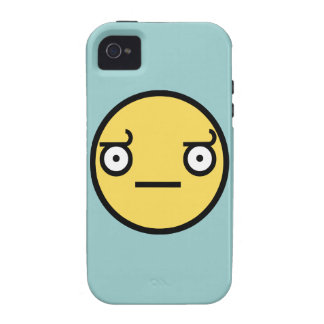 Look of Disapproval Case-Mate Tough™ iPhone 4 Case