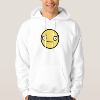 Look of Disapproval Hooded Sweatshirt