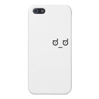 look of disapproval iPhone SE/5/5s case