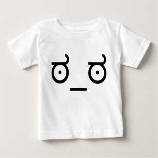 Look of Disapproval Meme Baby T-Shirt