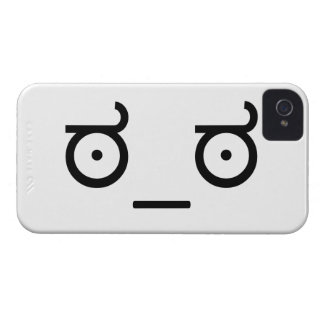 Look of Disapproval Meme iPhone 4 Cases