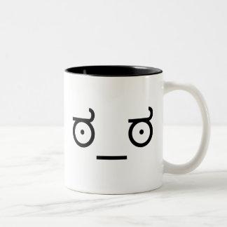 Look of Disapproval Meme Mug