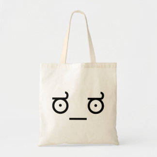 Look of Disapproval Meme Tote Bag