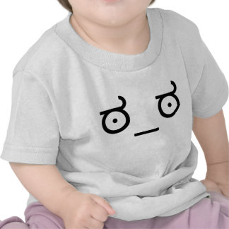 Look of Disapproval Meme Shirts