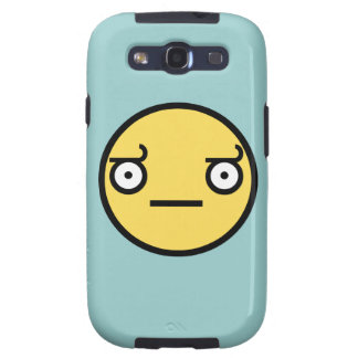 Look of Disapproval Samsung Galaxy Case Samsung Galaxy S3 Covers