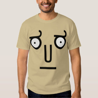Look of Disapproval Tee Shirt
