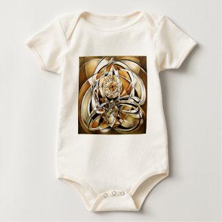 Look of zodiac baby bodysuit