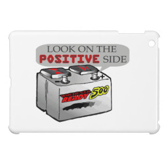 Look On Positive Side Case For The iPad Mini