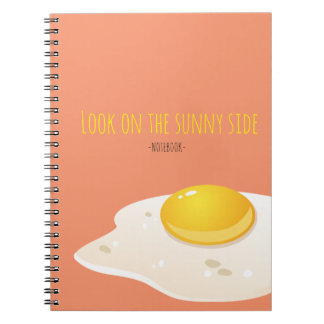 Look On The Sunny Side Notebook