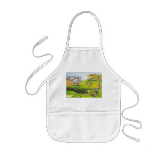 Look Out Kids' Apron