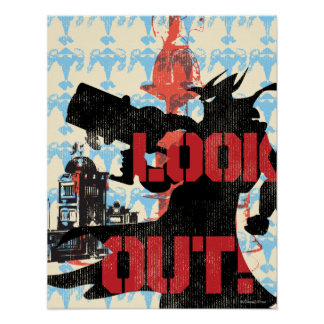 Look Out! Poster