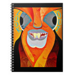 Look Out! Spiral Notebook