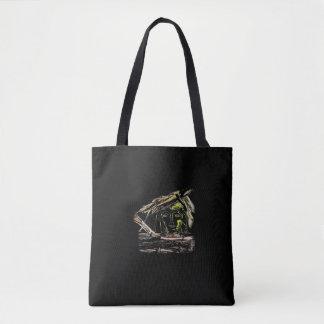 """""""Look Out"""" Tote Bag, Original Art by Matt"""