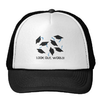 Look Out World Trucker Hat