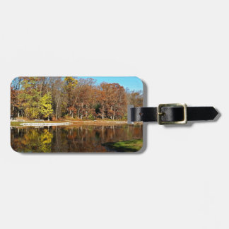 Look Over Yonder Luggage Tag