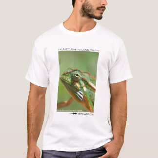 Look pretty - chameleon T-Shirt