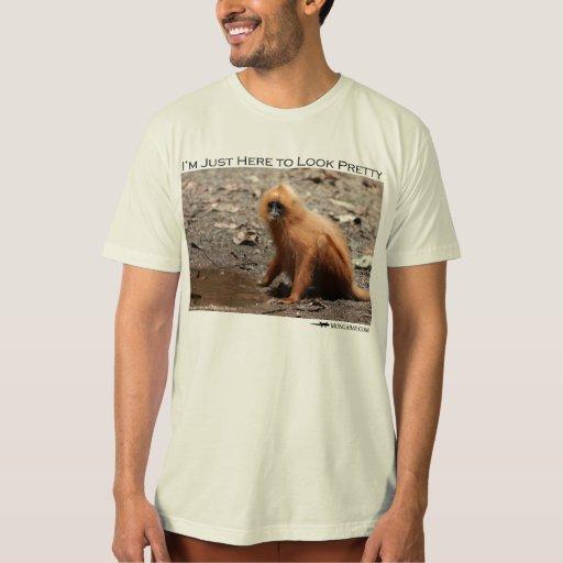 Look pretty leaf monkey T-Shirt