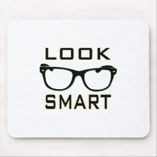 Look Smart Mouse Pad
