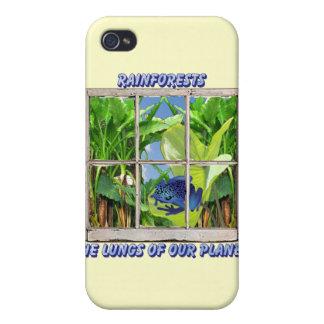 Look Through Any Window iPhone 4 Case