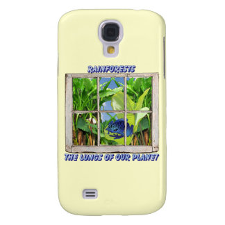 Look Through Any Window Samsung Galaxy S4 Covers