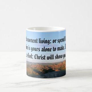 Look to God coffee mug