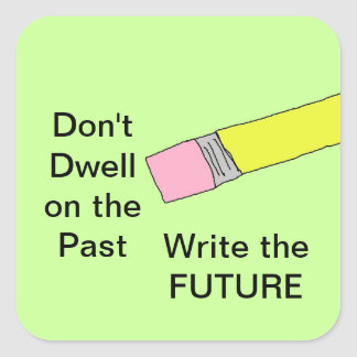 Look to the FUTURE Stickers