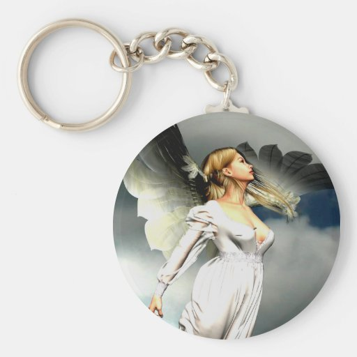Look to the Heavens Keychain