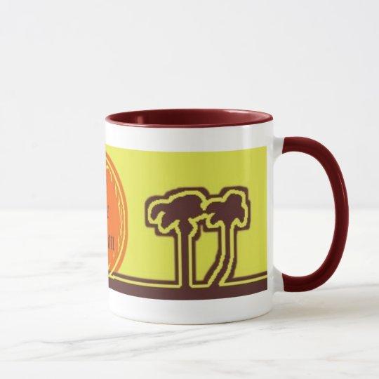 Look to the Horizon Mug