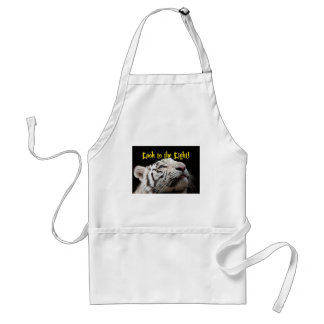 Look to the Light! Adult Apron