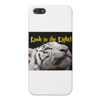 Look to the Light! Cover For iPhone SE/5/5s