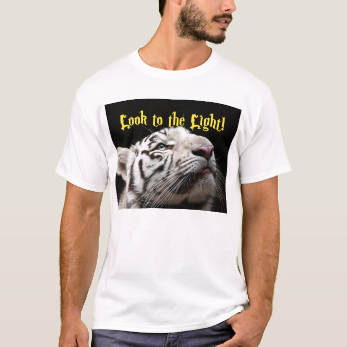 Look to the Light! T-Shirt