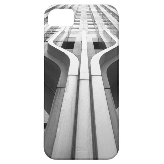 Look Up a Twin Tower iPhone SE/5/5s Case
