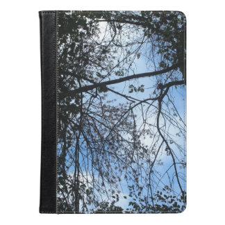 Look Up - Blue iPad Air Case