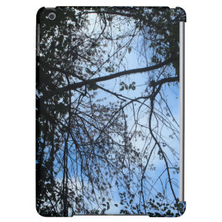 Look Up - Blue iPad Air Cover