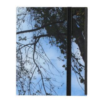 Look Up - Blue iPad Case