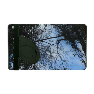 Look Up - Blue iPad Cover