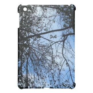 Look Up - Blue iPad Mini Cover