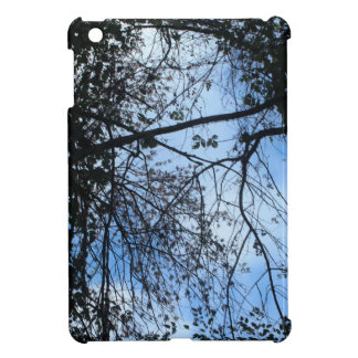 Look Up - Blue iPad Mini Covers