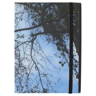 Look Up - Blue iPad Pro Case